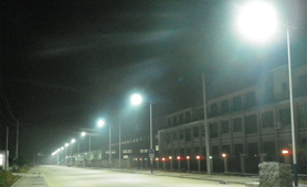 Elegant series for use in street lighting projects in Poland
