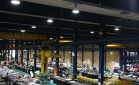 Lighting Solutions manufacturing plant in Portugal