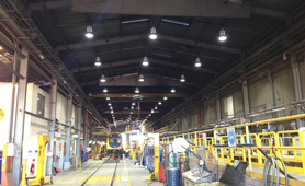Chicago manufacturing plant lighting solutions