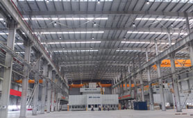 China manufacturing plant lighting project