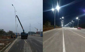 80W,180W C Series LED Street Light